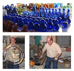 Mantorp Glasbruk - tradition och formgivning